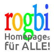 Rogbi - Homepages für ALLE!